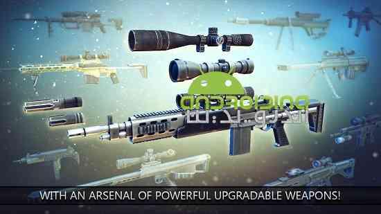Last Hope Sniper – Zombie War - بازی آخرین امید تک تیرانداز - جنگ زامبی