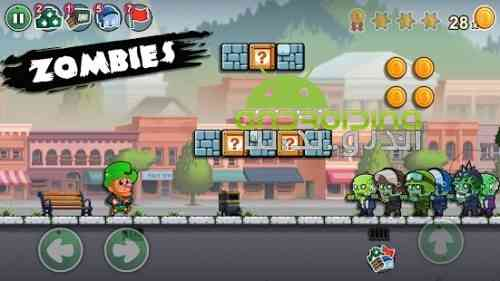 Lep's World Z - بازی ماجراجویی جهان لپز