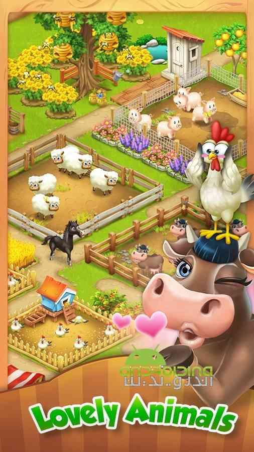 دانلود Let's Farm 8.6.0 بازی سرگرم کننده اجاره مزرعه اندروید 2