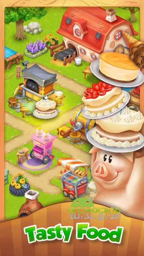 دانلود Let's Farm 8.6.0 بازی سرگرم کننده اجاره مزرعه اندروید 3
