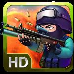 دانلود Little Gunfight:Counter-Terror v1.4 تیر انداز کوچک
