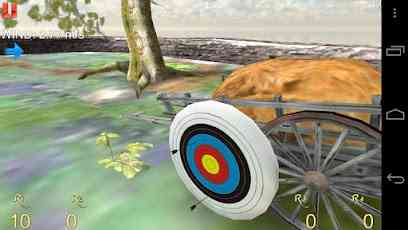 بازی تیرو کمان Longbow – Archery 3D Full v1.2 2
