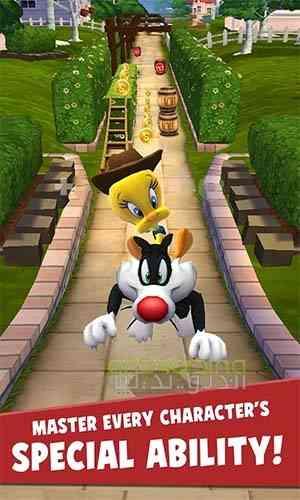 دانلود Looney Tunes Dash 1.89.07 بازی لونی تونز : سرعت اندروید 2