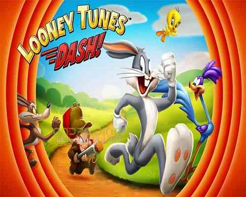 Looney Tunes Dash - بازی لونی تونز : سرعت