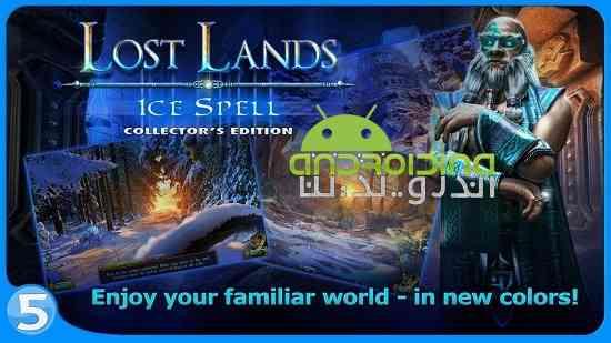 Lost Lands 5 - بازی ماجراجویی زمین های از دست رفته 5