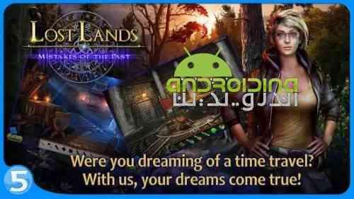 Lost Lands 6 - بازی زمین های از دست رفته 6