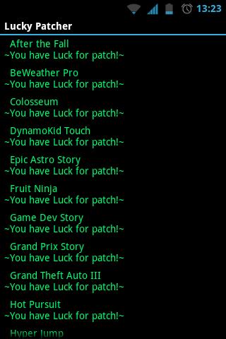 دانلود Lucky Patcher 5.5.5 برنامه کرک و پچ کردن لایسنس اندروید 3