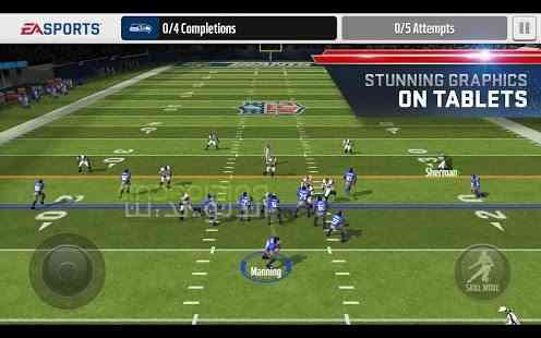 دانلود Madden NFL Mobile 3.1.3 بازی راگبی بازان دیوانه اندروید 2