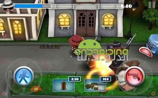 Mafia Rush - بازی اکشن حمله مافیا