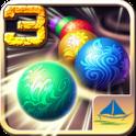 بازی جذاب سنگ ها Marble Blast 3 v1.0.1