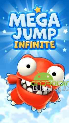 Mega Jump Infinite - بازی سوپر پرش بی نهایت