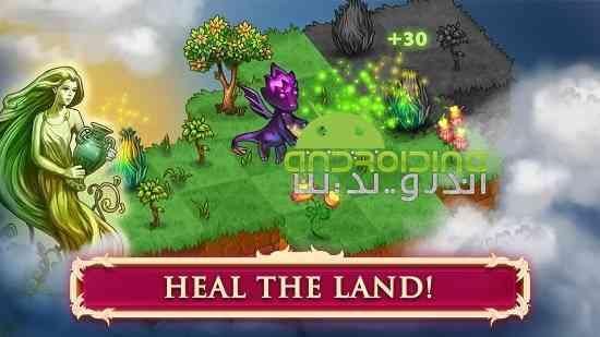 دانلود Merge Dragons! 1.9.2 بازی پازلی ترکیب اژدها اندروید 3