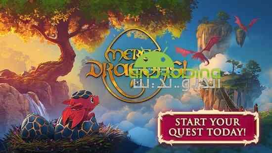 Merge Dragons - بازی پازلی ترکیب اژدها