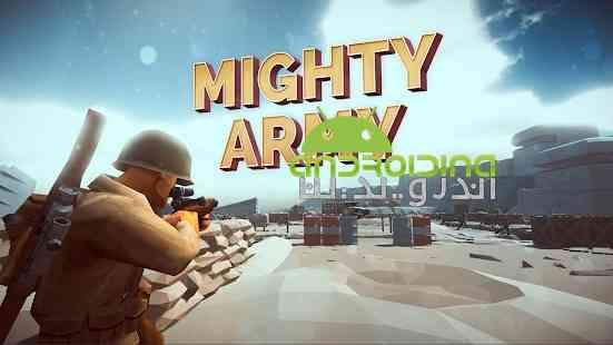 Mighty Army : World War 2 - بازی ارتش قدرتمند: جنگ جهانی دوم