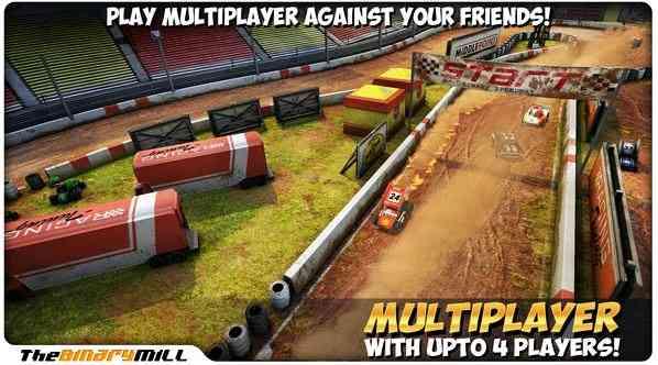 دانلود Mini Motor Racing v1.7.3 بازی ماشین کوچولوها