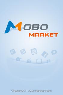 اندروید مارکت جدید MoboMarket v1.0 1