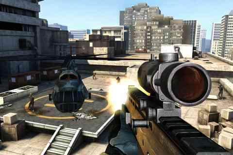 دانلود Modern Combat 3 Fallen Nation 1.1.4g بازی مدرن کمبت 3 اندروید 2