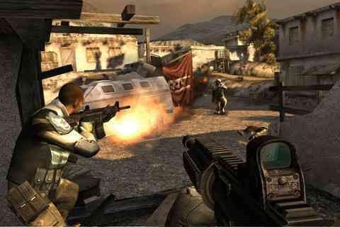 Modern Combat 3 Fallen Nation | بازی بسیار گرافیکی و فوقالعاده جنگی محصول کمپانی Gameloft