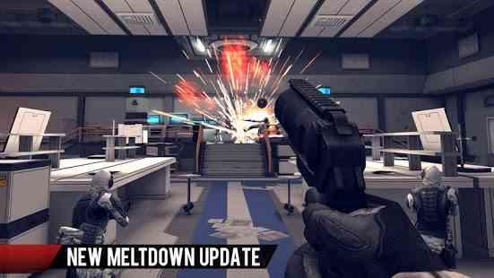دانلود Modern Combat 4 Zero Hour 1.2.2e بازی مدرن کمبت 3