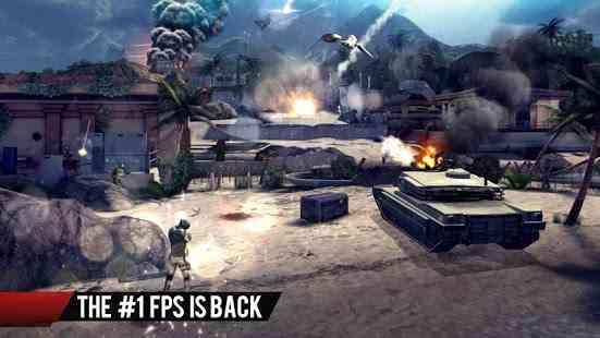 دانلود Modern Combat 4: Zero Hour v1.1.5 بازی مدرن کمبت