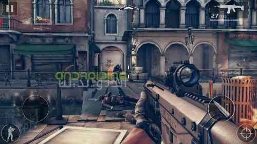 Modern Combat 5: Blackout | بازی جنگی مدرن کمبت 5 محصول کمپانی بزرگ گیم لافت