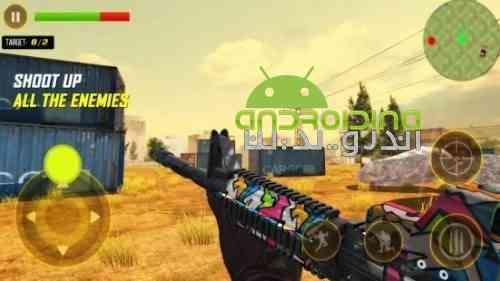 Modern Critical Strike - بازی گروه ضربت مدرن