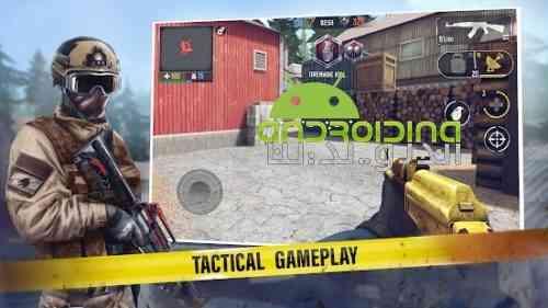 Modern Ops – Online FPS - بازی گروه ضربت مدرن - اول شخص آنلاین