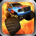 بازی بسیار زیبای ماشین سواری Monster Truck Rally v1.07
