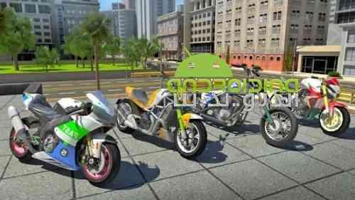 Moto Driving School - بازی مدرسه موتورسواری