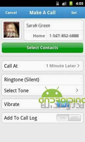 دانلود Mr Caller (Fake Call&SMS) 1.4.0 برنامه تماس و پیام جعلی در اندروید 2