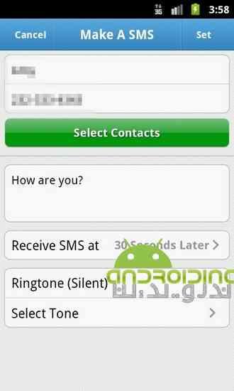 دانلود Mr Caller (Fake Call&SMS) 1.4.0 برنامه تماس و پیام جعلی در اندروید 3
