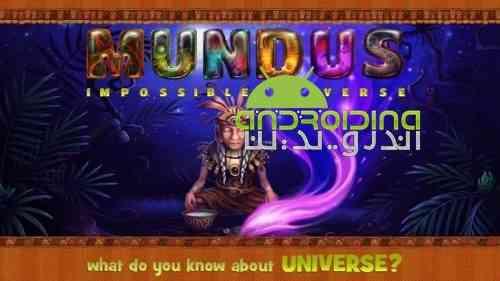 Mundus: Impossible Universe - بازی ماندس: جهان غیرممکن