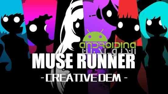 Muse Runner - بازی موزیکال دونده شگفت انگیز