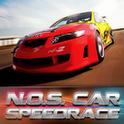 بازی زیبا وجذاب اتومبیل رانی N.O.S. Car Speedrace v1.22
