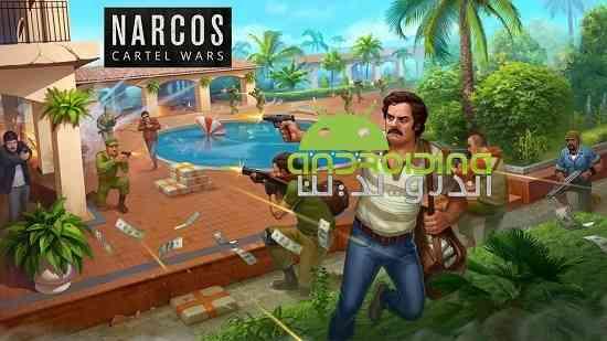 Narcos: Cartel Wars - بازی استراتژی نارکوس: جنگ کارتل