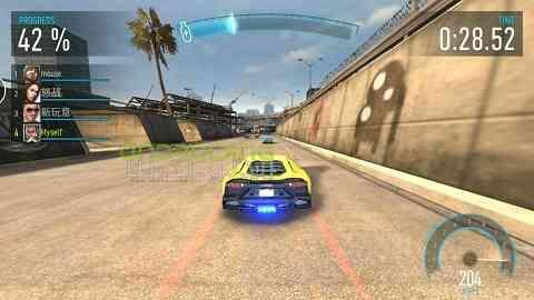 دانلود Need For Speed EDGE Mobile 1.1.165526 نید فور اسپید: ادج اندروید ! 3
