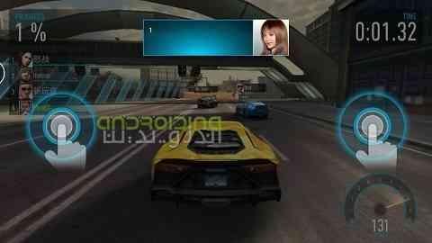 دانلود Need For Speed EDGE Mobile 1.1.165526 نید فور اسپید: ادج اندروید ! 1