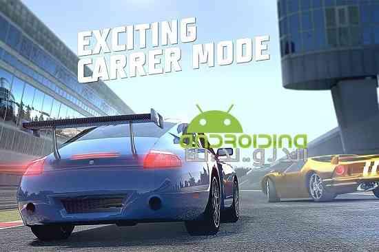 دانلود Need for Racing: New Speed Car 1.4 بازی نیاز به مسابقه اندروید 2