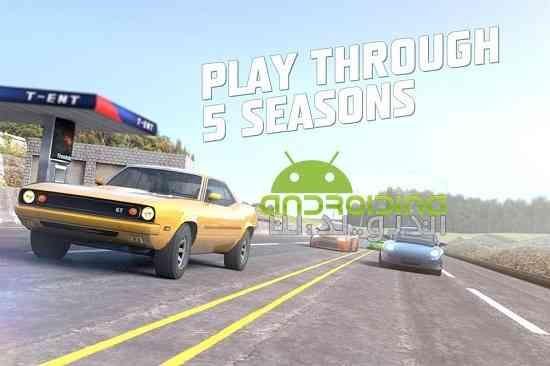 دانلود Need for Racing: New Speed Car 1.4 بازی نیاز به مسابقه اندروید 3