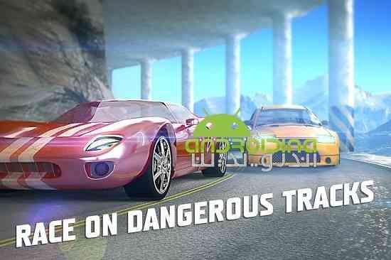 Need for Racing: New Speed Car - بازی نیاز به مسابقه: ماشین با سرعت جدی