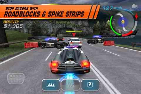 دانلود Need for Speed™ Hot Pursuit v1.0.89 بازی ماشین سواری 1