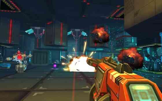 Neon Shadow - بازی جنگی سایه نئون