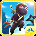 دانلود Ninja Dashing v1.0.4 بازی سرگرم کننده نینجا