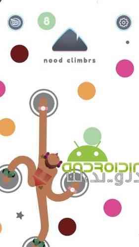 Nood Climbrs - بازی ورزشی صخره نورد
