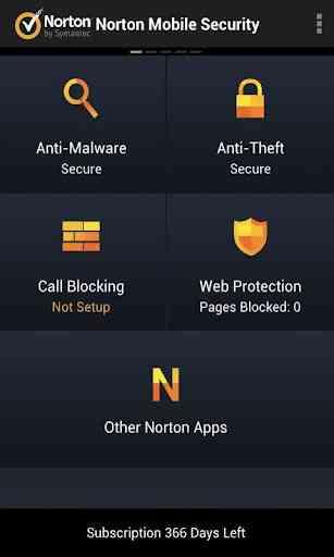 Norton Security and Antivirus Premium - نرم افزار امنیتی معروف نورتون اندروید
