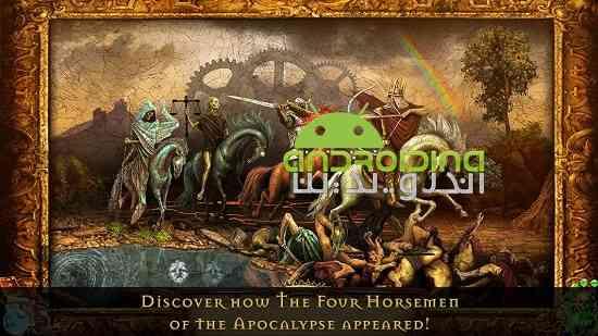 Nostradamus – The Four Horsemen Of The Apocalypse - بازی نوستراداموس - چهار اسب سوار از آخرالزمان