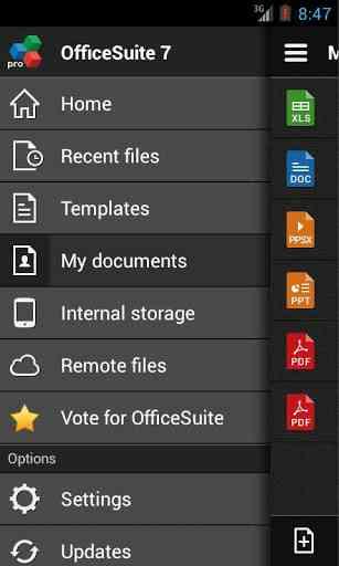 OfficeSuite 8 + PDF to Word | ویرایشگر حرفه ای آفیس