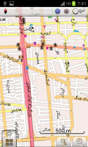 دانلود OsmAnd+ Maps & Navigation v1.7.3 مسیریاب اندروید