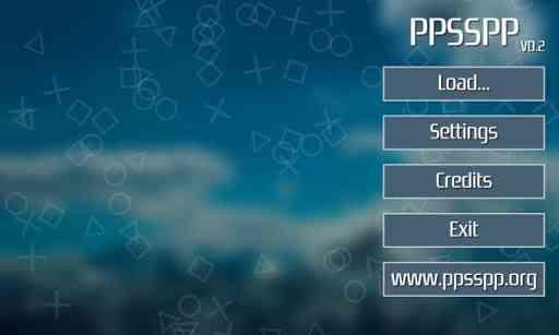 PPSSPP Gold اجرای بازی های کنسول دستی PSP در اندروید ( قابل رقابت با PSP )