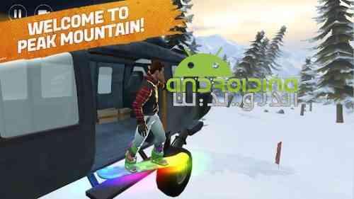 Peak Rider Snowboarding - بازی اسنوبورد هیجان انگیز